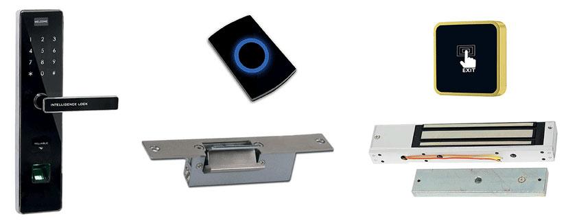 Elektronik ve Manyetik Kapı Açma Kilit Sistemleri