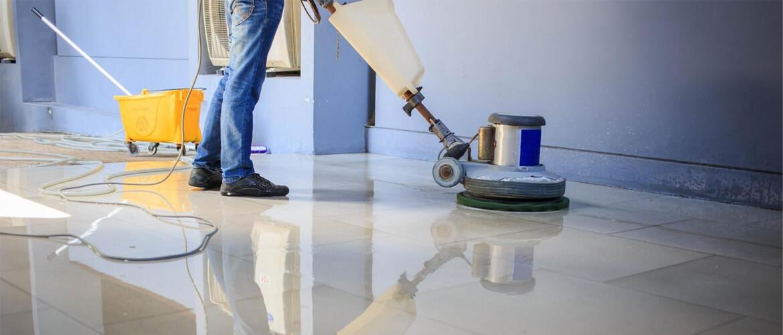İnşaat sonrası temizlik 'te gerekli görüldüğünde zeminler özel makineler ile yıkanarak temizlenmektedir.