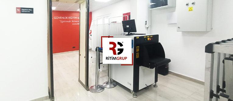 Özel güvenlik eğitim kurumu - X-Ray Cihazı